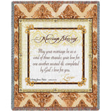 Marriage Blessing Blanket