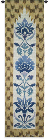 Ikat Henna Small Wall Tapestry