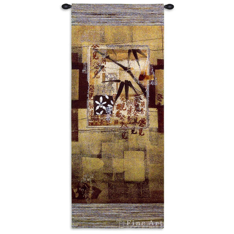 Bamboo Inspirations I Wall Tapestry