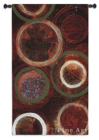 Natures Spheres I Wall Tapestry