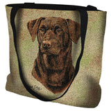 Labrador Retriever Chocolate 2 Tote Bag