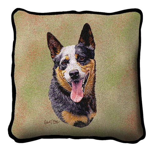 Australian Cattle Dog Pillow