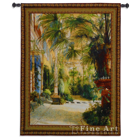 The Palm House Wall Tapestry