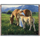 Beautiful Blondes Blanket