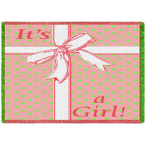 Girl Package Mini Blanket