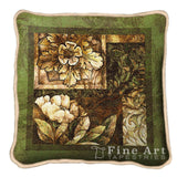 Decorative Textures Pillow