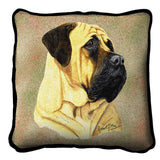 Bullmastiff Pillow Cover