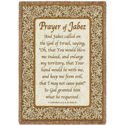 Prayer Of Jabez Blanket