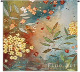 Gardens in the Mist Wall Tapestry