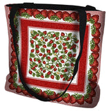 Strawberry Festival Tote Bag