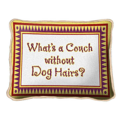 Dog Hairs Pillow