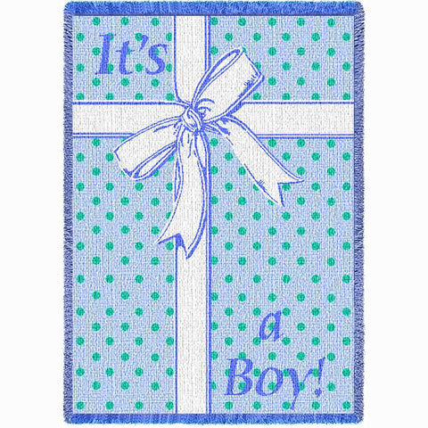 Boy Package Mini Blanket