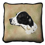 German Shorthaired Pointer 2 Pillow Cover