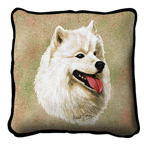 Samoyed Pillow