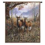 Country Treasures Wall Tapestry With Rod