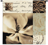 Magnolia Montage Small Wall Tapestry