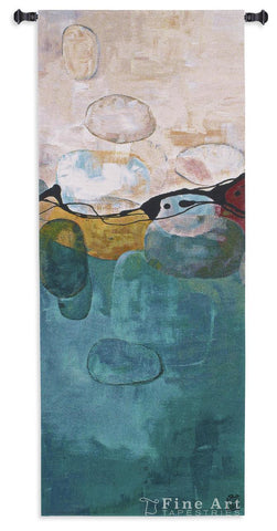 Composition Seven Wall Tapestry