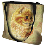 Cameo Persian Tote Bag
