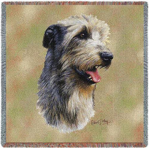 Irish Wolfhound Small Blanket
