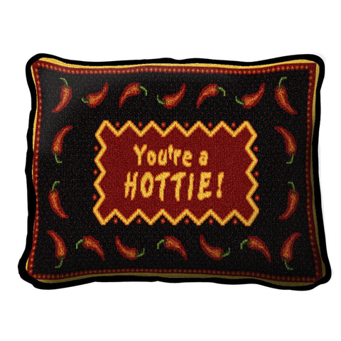 You're A Hottie Pillow