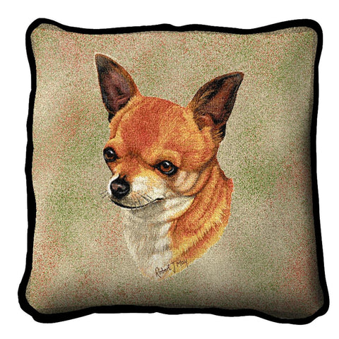Chihuahua Pillow Cover