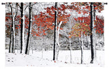 Snowfall Wall Tapestry