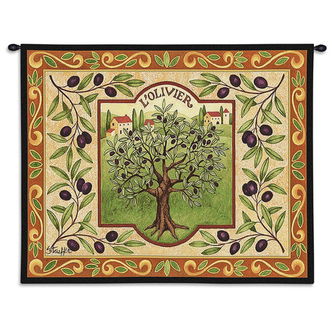 L'Olivier Wall Tapestry