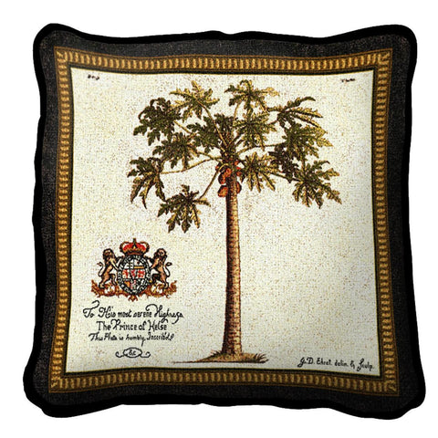 Royal Palm Helse (A) Pillow