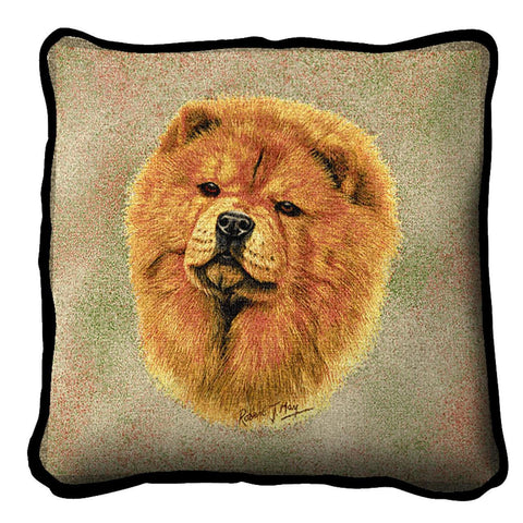 Chow Chow Pillow