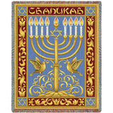 Chanukah Blanket