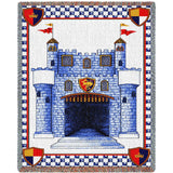 Castle Small Blanket