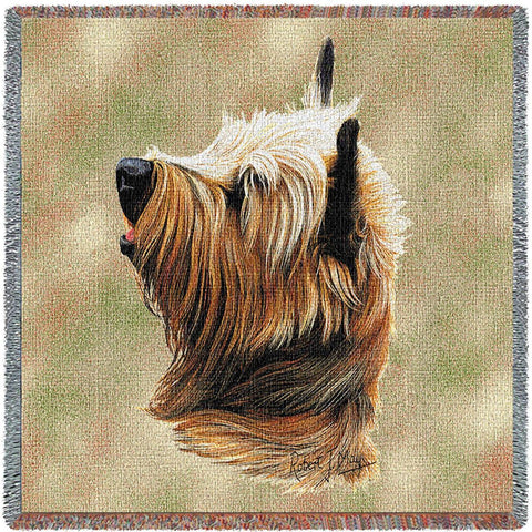 Cairn Terrier Small Blanket