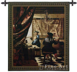 The Art of Painting Wall Tapestry