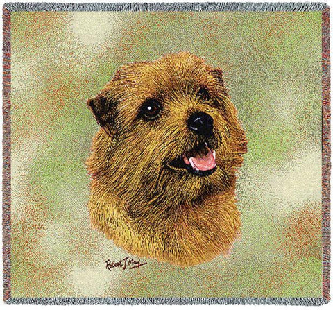 Norfolk Terrier Small Blanket