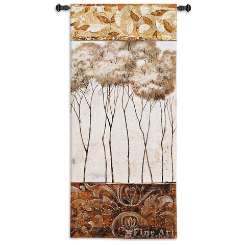 African Trees I Wall Tapestry