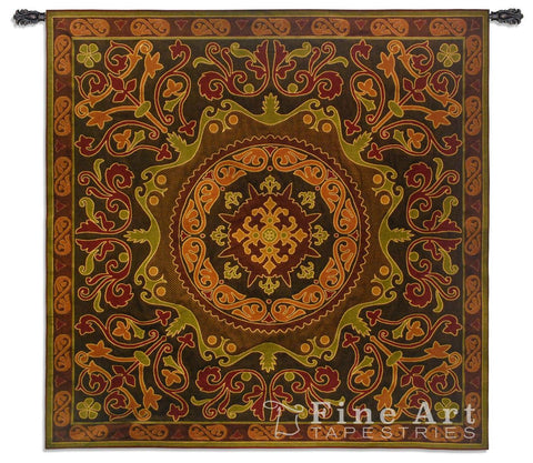 Suzani Radiance Medium Wall Tapestry