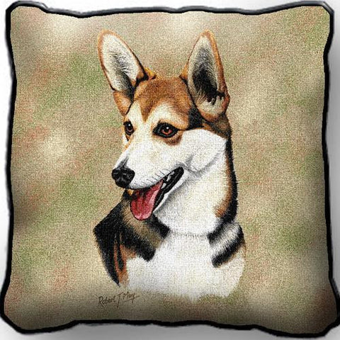 Welsh Corgi Pillow Cover