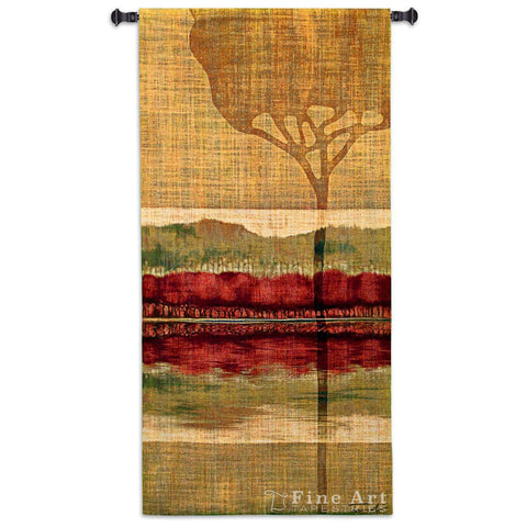 Autumn Collage II Wall Tapestry