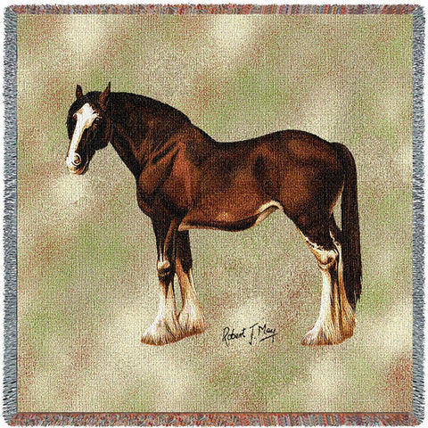 Clydesdale Small Blanket
