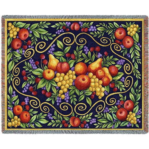 Fruit Design Blanket