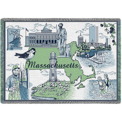 Thompson Cascade Wall Tapestry