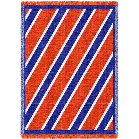 Spirit Blue and Orange Small Blanket