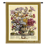 October Botanical Wall Tapestry