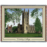 Trinity College Chapel Stadium Blanket