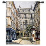 Maroquinerie Wall Tapestry