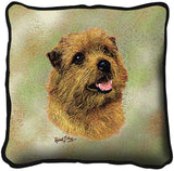 Norfolk Terrier Pillow Cover