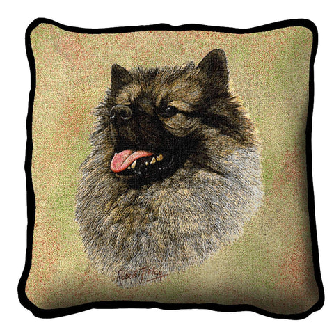 Keeshond Pillow Cover
