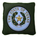 Texas Seal Pillow