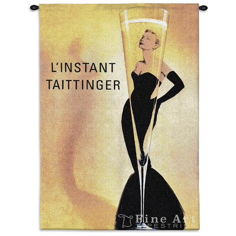 Taittinger Wall Tapestry