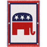 Republican Logo Blanket